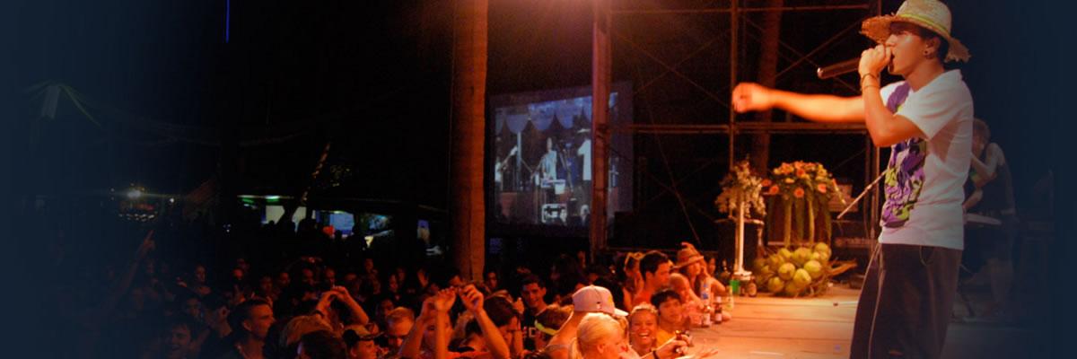 Goa performers